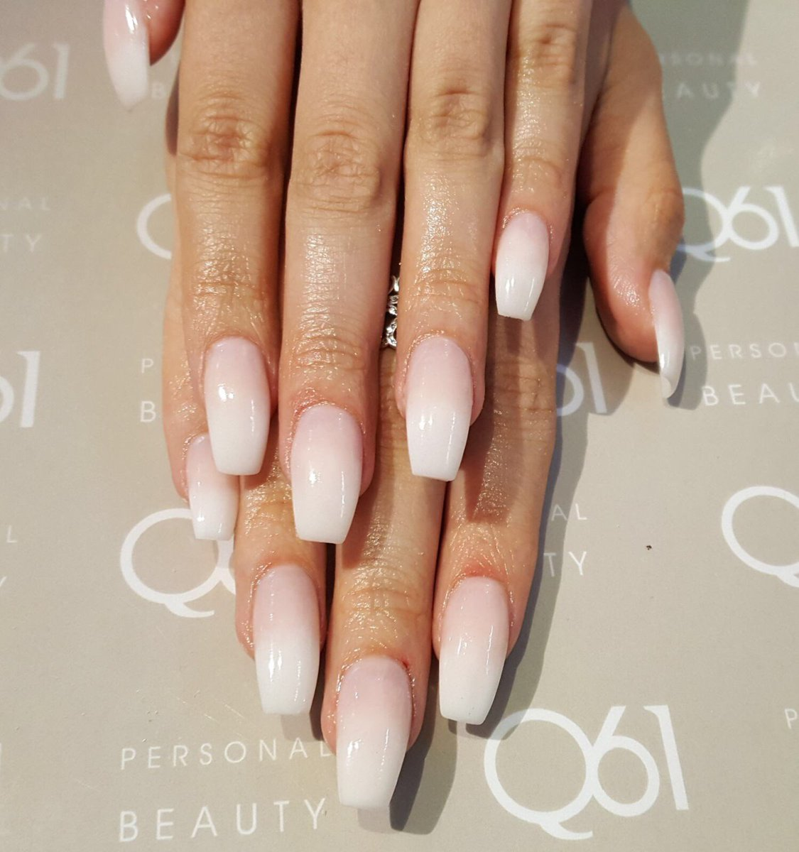 Q61 Nail Beauty Studio On Twitter Ombré Acrylic Nails Start Your Weekend Right Las Leeds Q61studio Acrylics Flashbackfriday