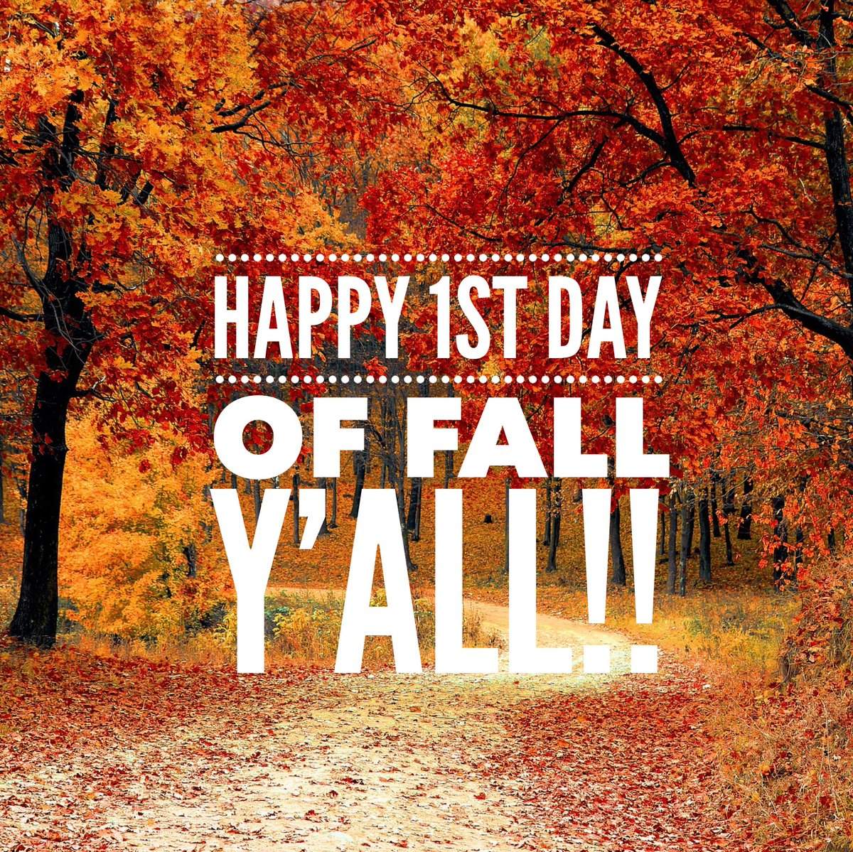 Happy Fall Y'all #seasonschange #whoseready #colors #beautiful @lotboy101 @rayszhell @Lauren__Rose_ @Mrs_Calvert23 @Nightingirl81<br>http://pic.twitter.com/QGa01OMG1l