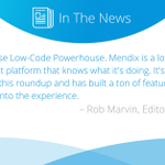 Many thanks to @rjmarvin1 at @PCmag for evaluating our platform – happy to be one of the best #lowcode platforms! https://t.co/OexKIIybHl