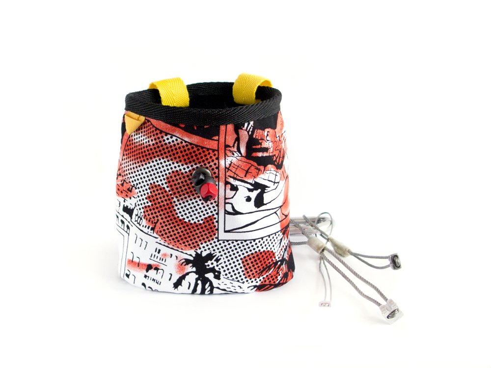 chalk bags nadamlada on twitter our funny chalk bag for climbing