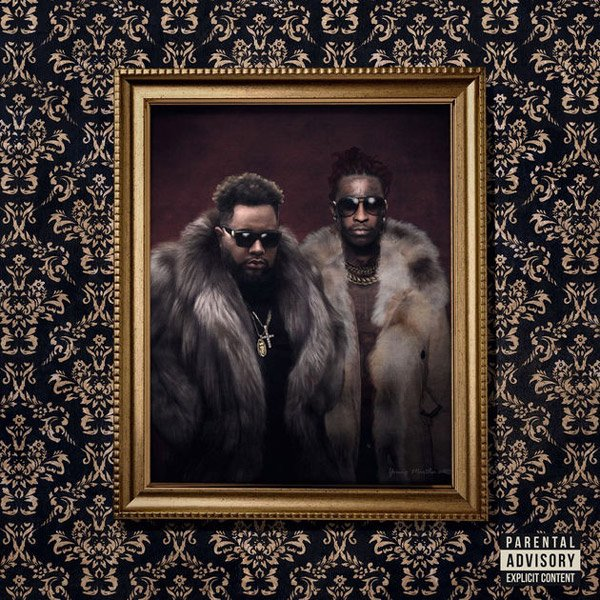 Stream Young Thug and Carnage's joint EP 'Young Martha' https://t.co/SyRiZEkx7G