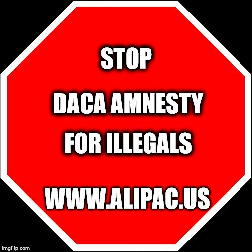 Alabama Special Election Becomes Referendum on #DACA #Amnesty for illegals! Support @MooreSenate if you oppose DACA!  https://www. alipac.us/f8/alabama-spe cial-election-becomes-referendum-daca-amnesty-illegals-351163/ &nbsp; … <br>http://pic.twitter.com/z2bGre5iTV