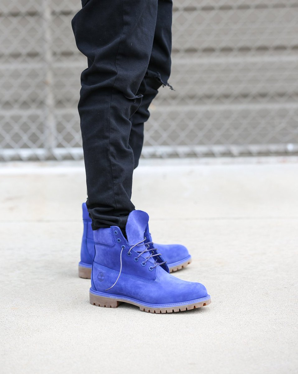 The Timberland 'Violet Haze' dropped
