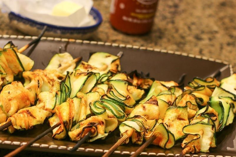 All you need is #zucchini, sriracha + butter to make this grilled zucchini from @fork_tale!  https:// buff.ly/2xorhpc  &nbsp;  <br>http://pic.twitter.com/0jCuX8laOJ