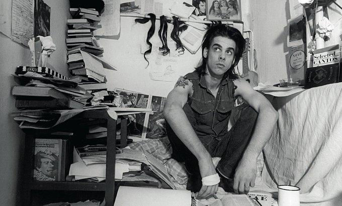 Happy birthday, Nick Cave.