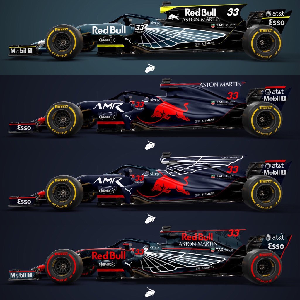 """WTF1 On Twitter: """"Aston Martin Red Bull Concepts #F1"""