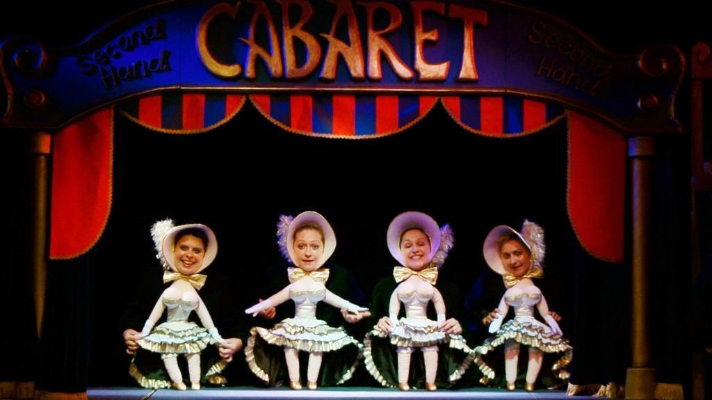 Кукольный театр для детского сада сценарии