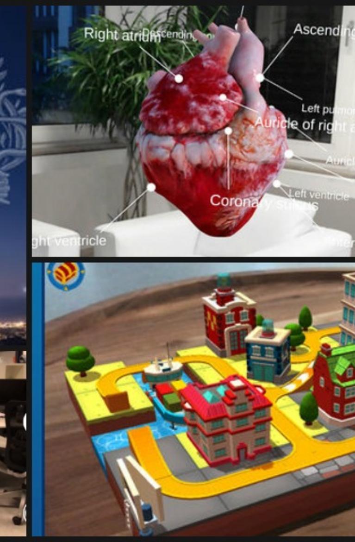 Jeu, culture, décoration… 5 applis sous iOS 11 pour partir à la découverte de la réalité augmentée https://t.co/qb3Z9jGqjC