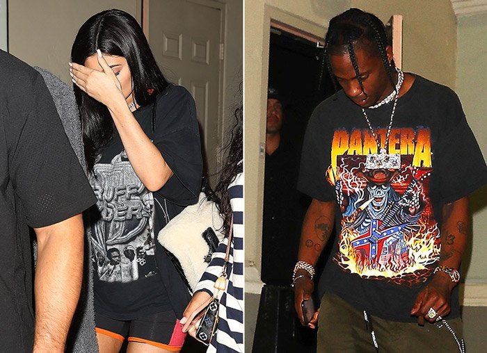 Kylie Jenner and Travis Scott's baby is reportedly due in February https://t.co/5p9C14EMKj