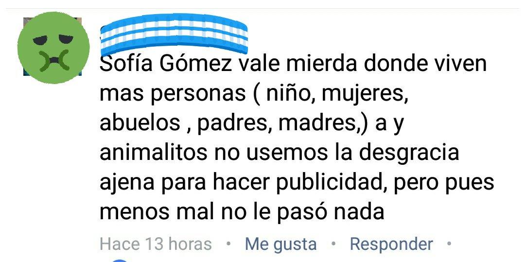 Sofía Gómez Uribe On Twitter Me Duele En El Alma Que La