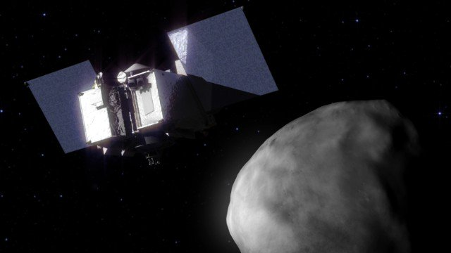 NASA probe zipped by Earth today, using our planet's gravity to help it pick up speed to go explore an asteroid https://t.co/UjQFDkGubq