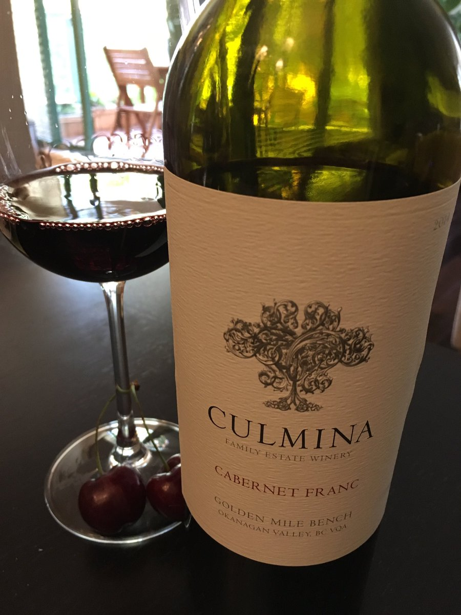 Golden Mile Bench Goodness: Culmina&#39;s Reds  http:// ow.ly/nnn130fleHr  &nbsp;    #bcwine #wine #winelover #goldenmilebench #bc #vancouver #VQA<br>http://pic.twitter.com/DxpdxErDNp