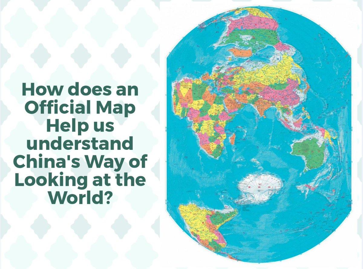 Earth Map Us China Globalinterco - How the globe and maps help us