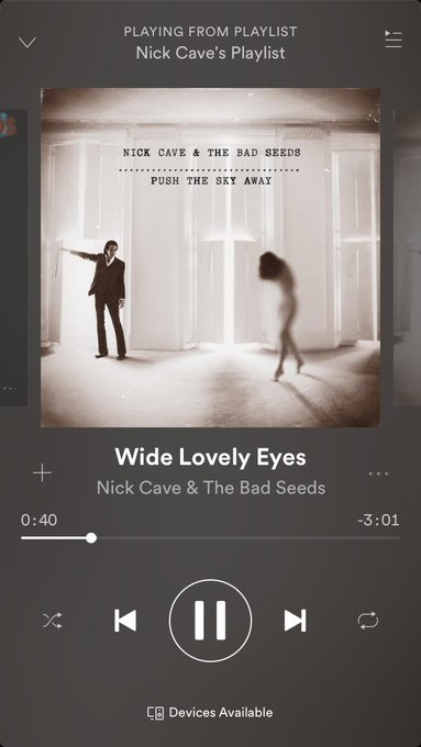 Happy Birthday Nick Cave!