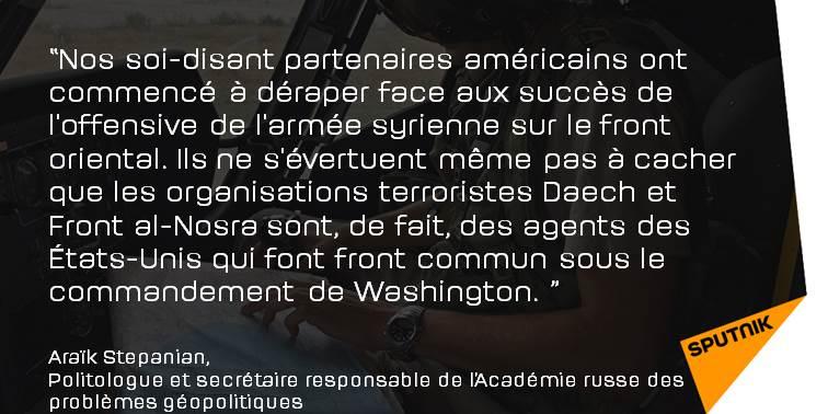 💡 #SputnikOpinion Selon un politologue russe des choses étranges se produisent maintenant en Syrie https://t.co/vnO6TJfjXO