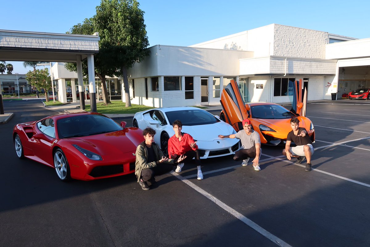 Lucas Dobre On Twitter We Bought Our Dream Cars Httpstco