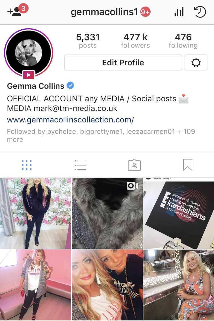 For instant updates and life videos follow my Instagram 😝💄😝 https://t.co/KNZ2HFq714