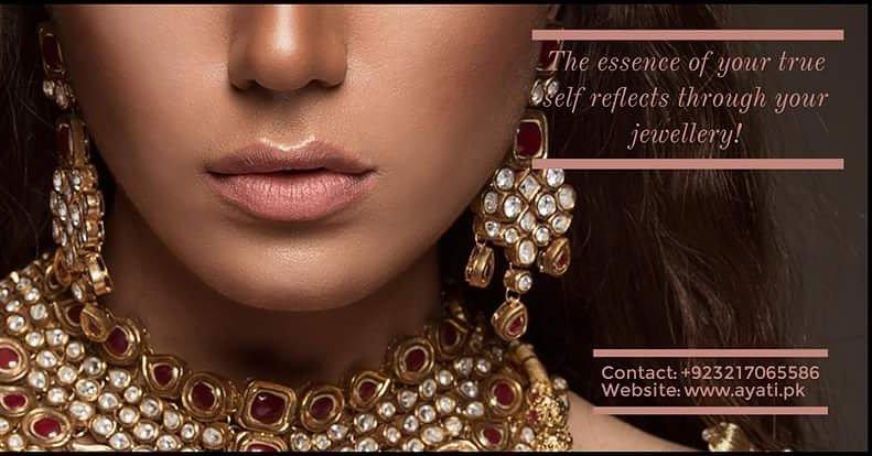 Image result for ayati jewellery