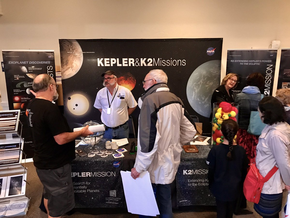 If you&#39;re at the #SolarSystemShowcase @NASAAmes today, come say hello and grab an #exoplanet sticker!  <br>http://pic.twitter.com/y0x3DzMub6