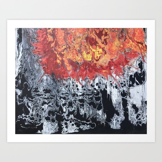 #Painting #abstractart #custom #canvas #art by #MarcIbold #prints @society6 or Commission #Colors you love with the Style that I love<br>http://pic.twitter.com/bWRtWxZu7q