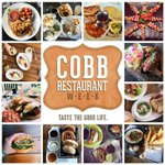 Happy #FriYAY! Take advantage of this beautiful weather & eat dinner out at one of the #CobbRW2017 restaurants https://t.co/qMxVqhGYfB