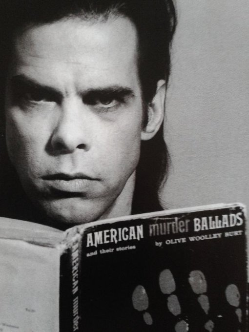 Release the bats!   Happy birthday to Nick Cave, the greatest