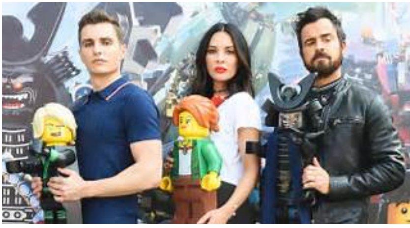 lego movie cast