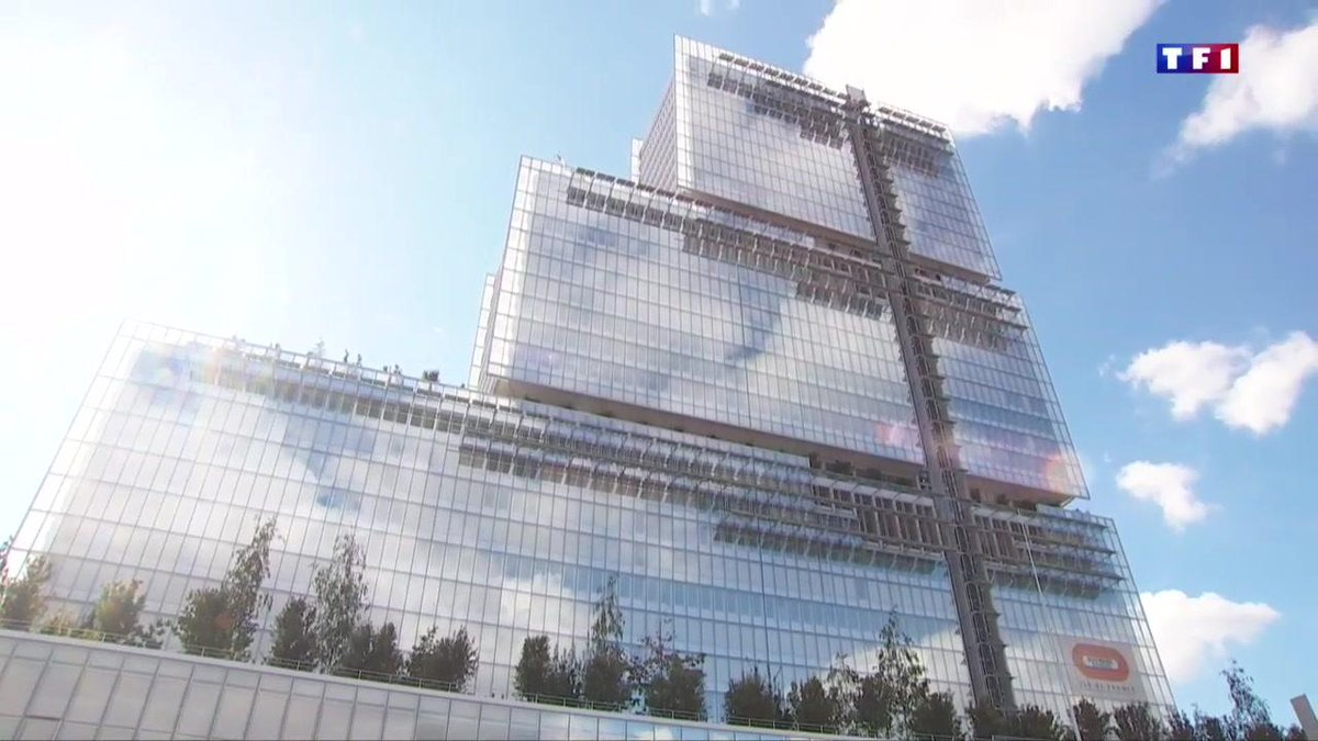 Découvrez le nouveau palais de justice de Paris https://t.co/5uCfhDHKXv