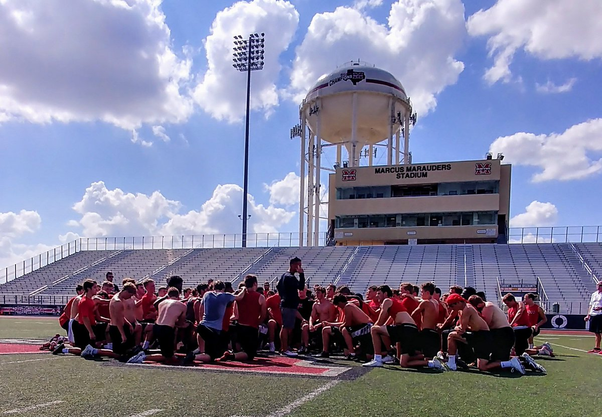 The Marauders got better this week #TOUGH  #10STRONG #STCDA #UNCOMMON<br>http://pic.twitter.com/yuD2ngjIDG