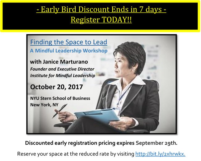 Janice Marturano On Twitter Earlybird Discount Ends September 29