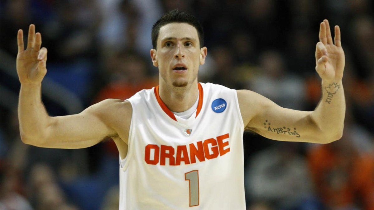 Report: The #Raptors have signed Andy Rautins to a training camp deal....