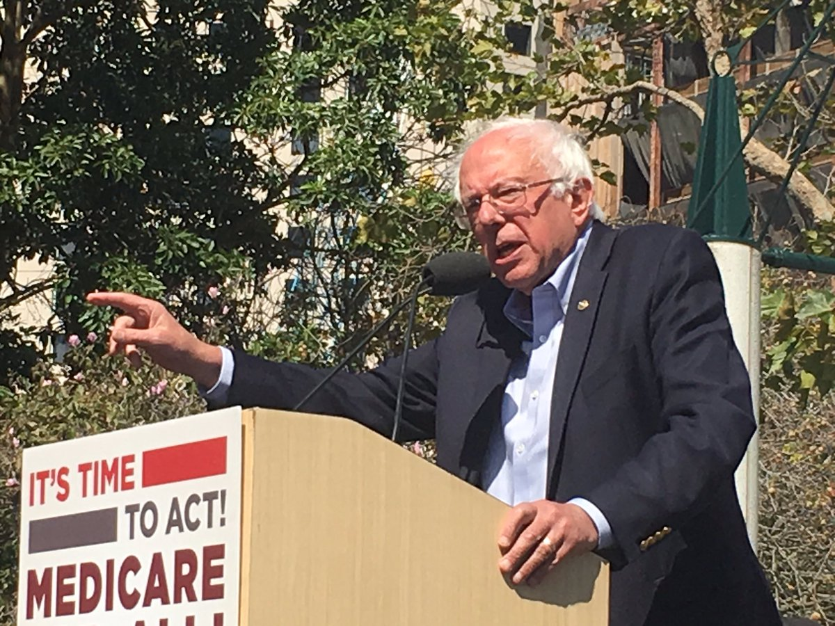 #Medicare includes universal healthcare coverage, as well as:  Dental work   Hearing aids   Vision needs   #FridayFeeling #BERNIE2020<br>http://pic.twitter.com/PfIcjKg6Qa