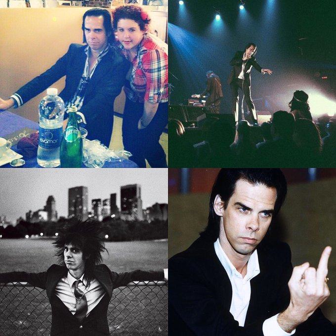 A very Happy Birthday to one of my all-time favorite artists and curmudgeons, Nick Cave!