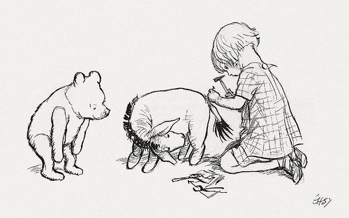 Can we all just take a moment to appreciate the amount of shit Eeyore had to put up with. https://t.co/b7anVFaolX