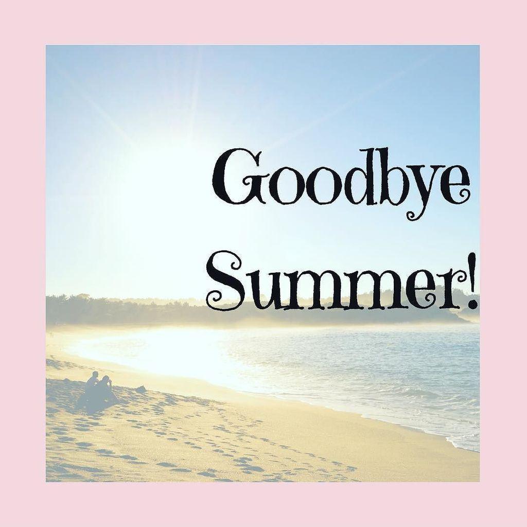 See you next year, summer!! #missyoualready #byesummer  http:// ift.tt/2wHIvO0  &nbsp;  <br>http://pic.twitter.com/zoXLSVlXiq