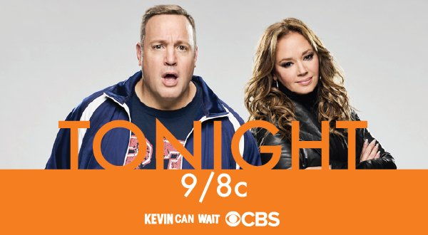 Are you ready? #KevinCanWait returns tonight at 9/8c on CBS! https://t...