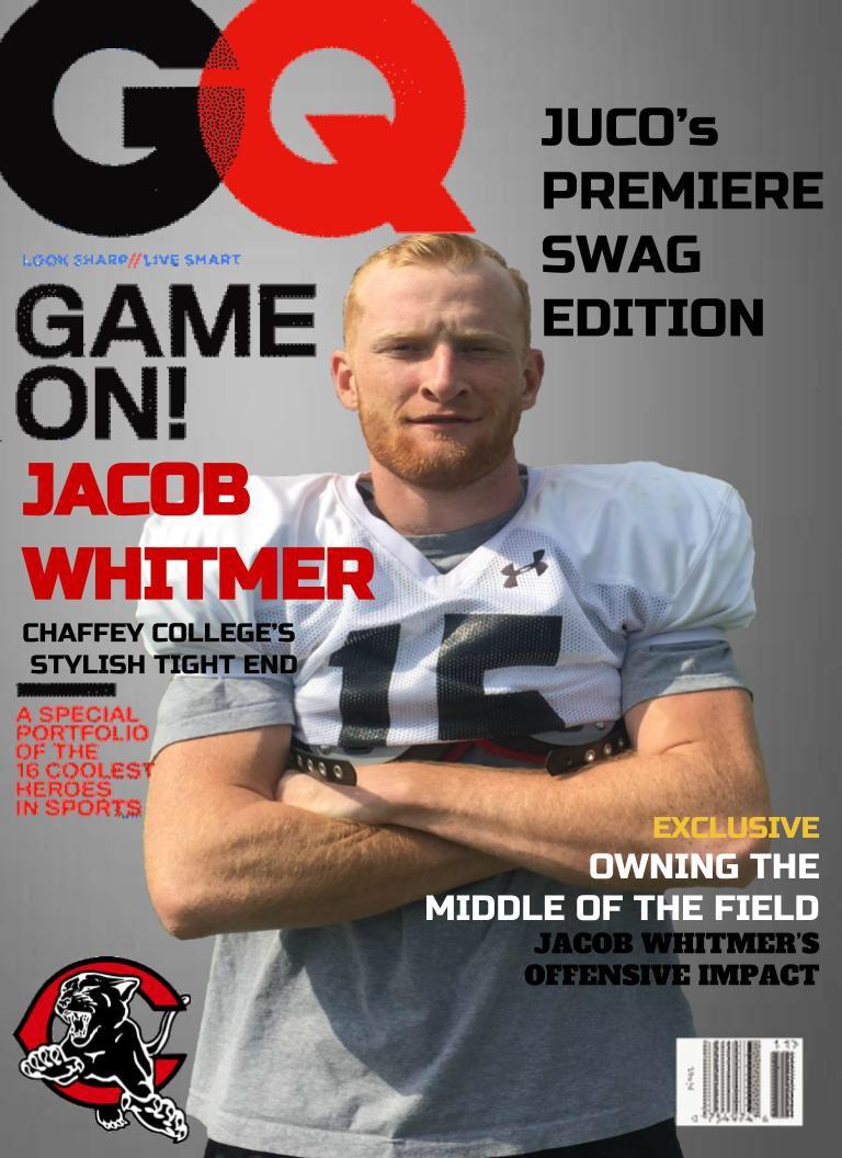 Chaffey College Fb On Twitter Te Jacob Whitmer Felt Real Gq Like