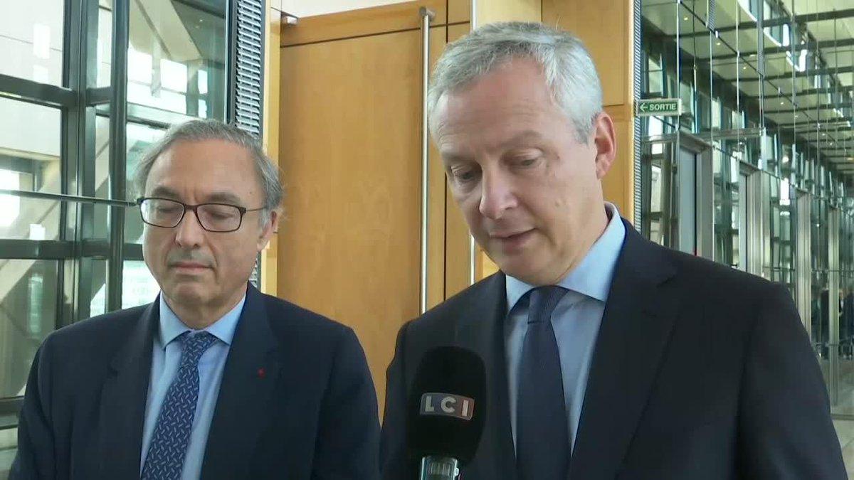 Bruno Le Maire : 'Sur Saint-Martin et Saint-Barthélémy l'évaluation des dégâts atteint 1,2 milliard d'euros', après… https://t.co/YVi7w8LyB4