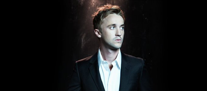 Happy birthday Tom Felton! My Draco Malfoy and Julian Albert. Great actor. Love you, have a nice day!