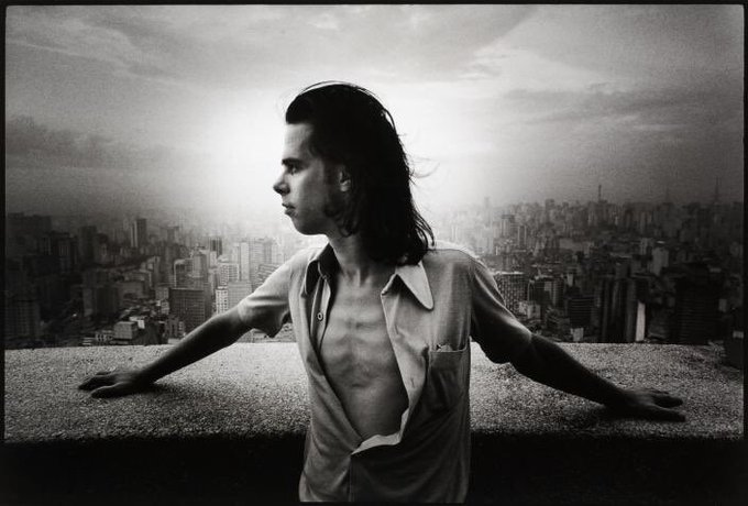 Happy birthday to the prince of darkness, Nick Cave