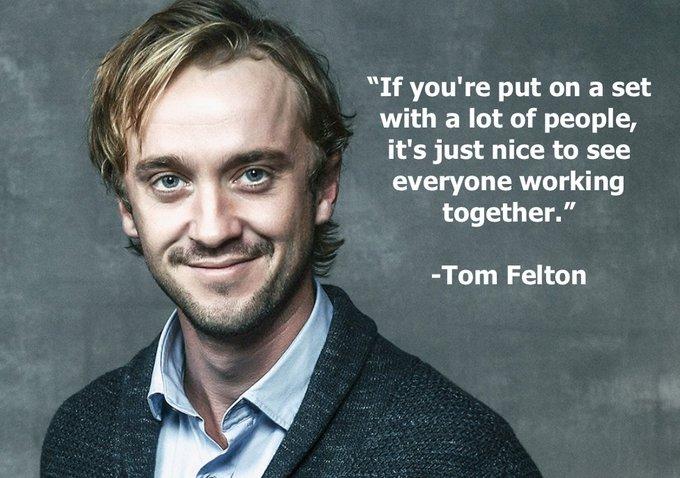 Happy Birthday to Tom Felton from Cast It Talent!