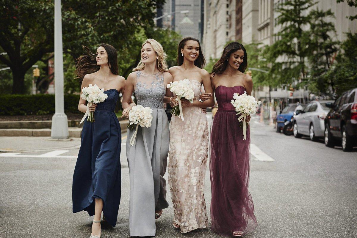David S Bridal On Twitter The Olegcassini Bridesmaid