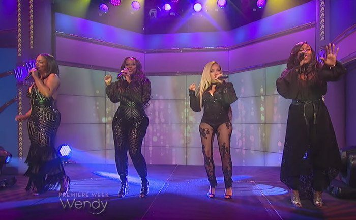 Watch Xscape perform 'My Little Secret' and 'Understanding' on 'Wendy' https://t.co/riRtwdi2CF