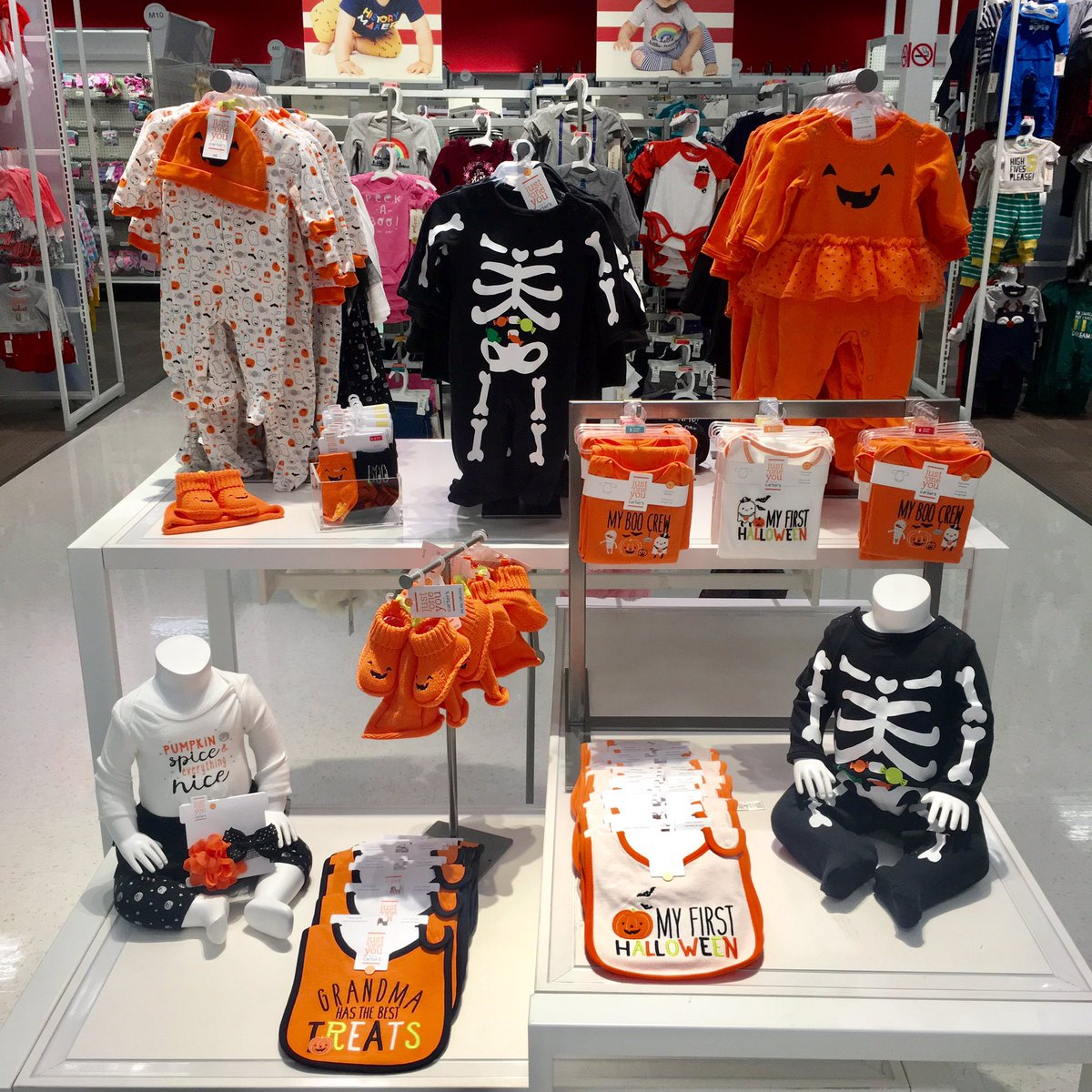 Our mannequins are ready for Halloween, are you?  #T1771 #Target @TargetStyle<br>http://pic.twitter.com/gValjAFlbY