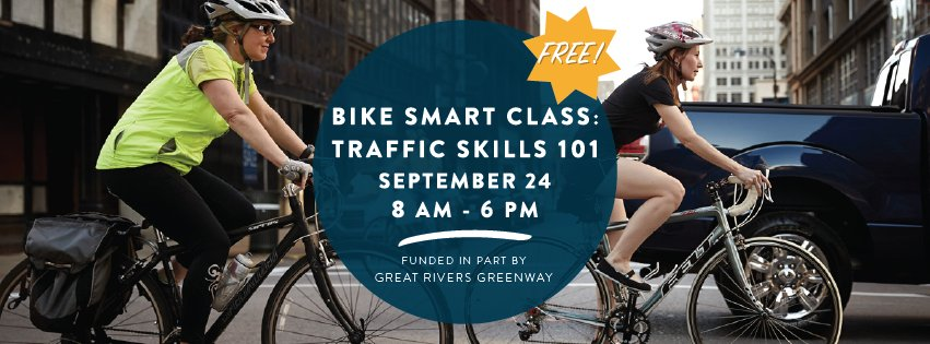 Interested in becoming #LCI certified? Register for our prereq #BikeSmartClass this Sunday with @GreatRiversSTL:  https:// buff.ly/2xAJyif  &nbsp;  <br>http://pic.twitter.com/5iMqkbvJHy