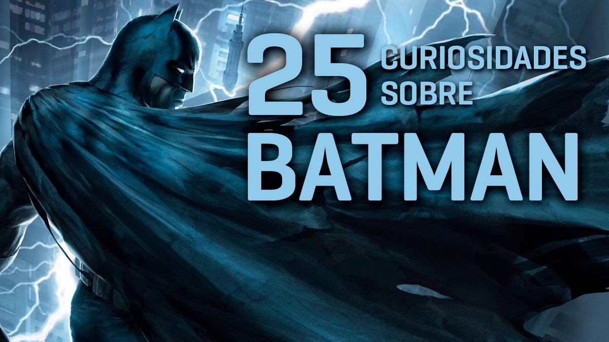 ¡Feliz #BatmanDay a todos! https://t.co/1OaL8fKoIL https://t.co/p0wllE...