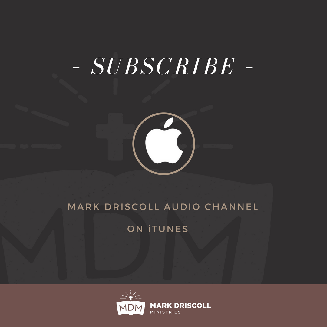 Mark driscoll on dating