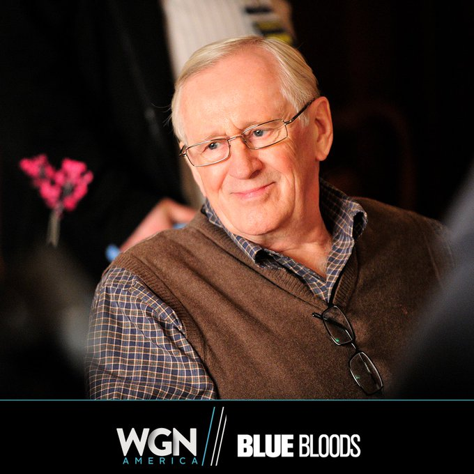 Happy Birthday to Len Cariou!  Watch him on Blue Bloods every Monday, Wednesday, Thursday and Friday 2/1c.
