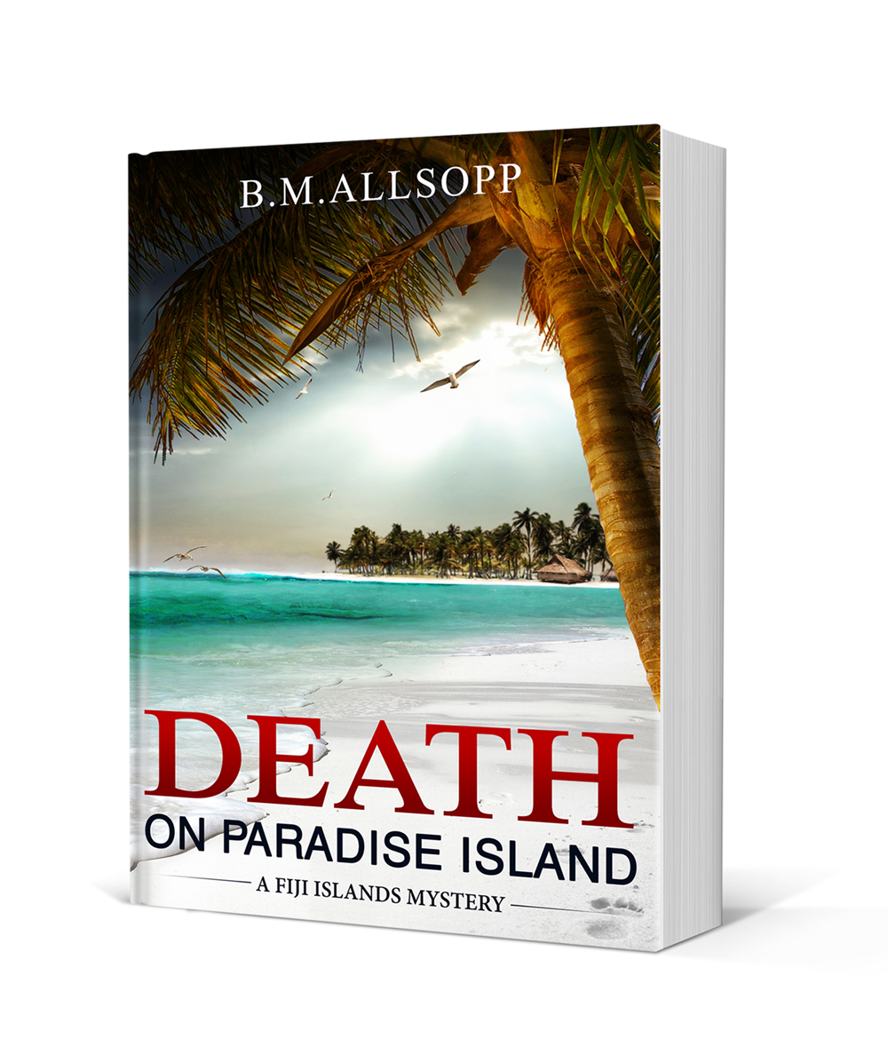 DEATH ON PARADISE ISLAND by @bmallsopp -...