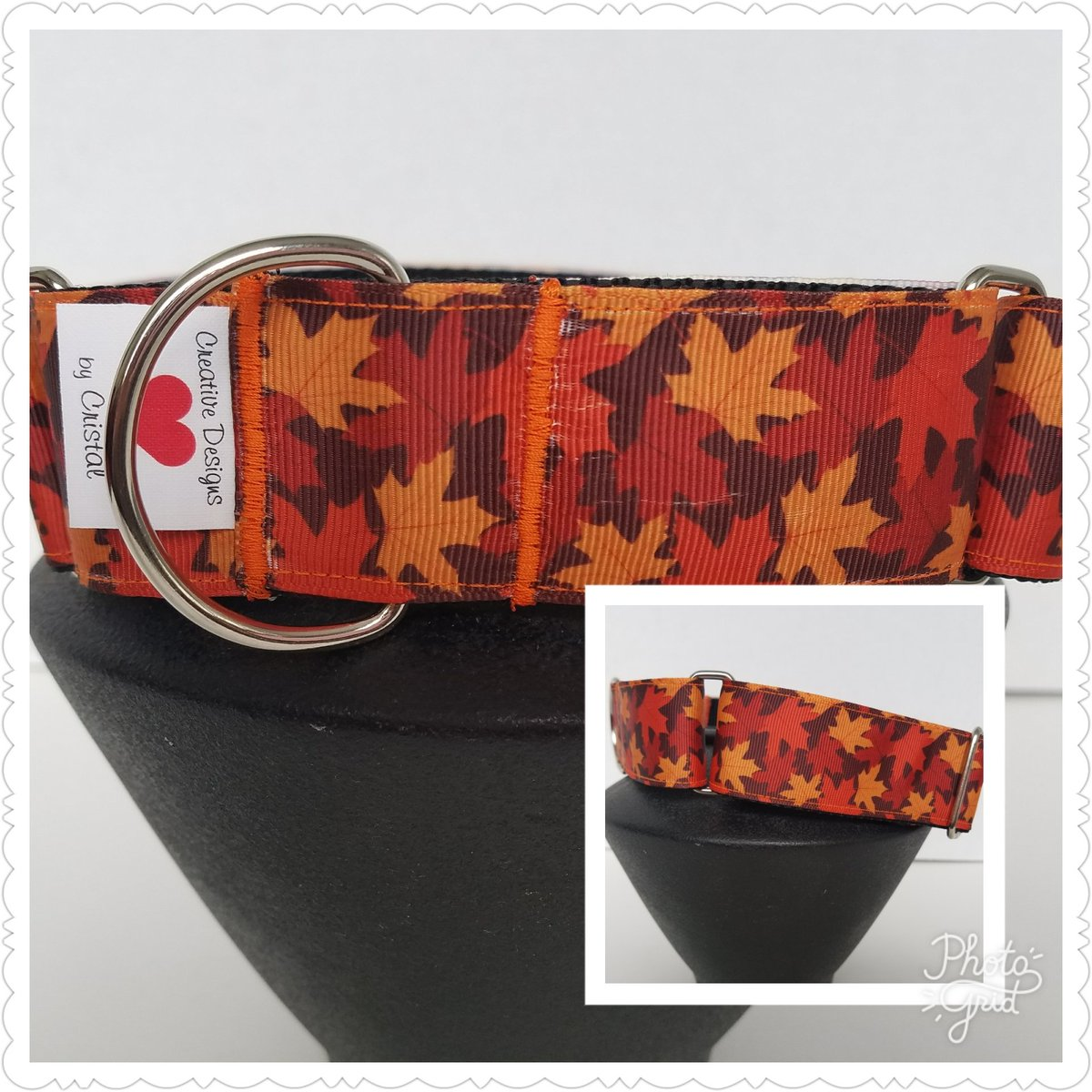 #epiconetsy #etsychaching #Fall #Martingale #dog collars #doglover #petlover #dogsoftwitter #dogmom #AutumnEquinox  http:// Designsbycristal.etsy.com  &nbsp;  <br>http://pic.twitter.com/CggOVLA7wY